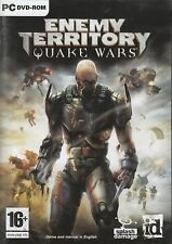 Enemy Territory: Quake Wars (PC: Windows, ) - European