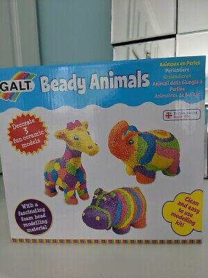 Galt Toys Beady Animals set. Brand new