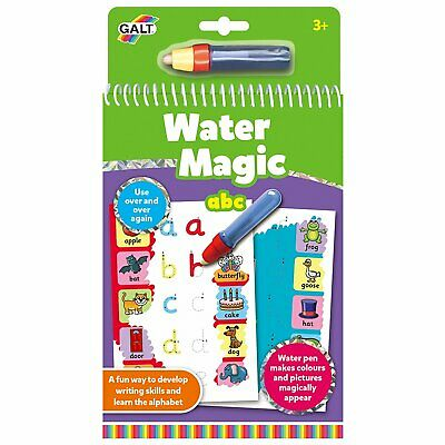 Galt Water Magic ABC, Colouring Book for Children