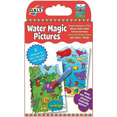 Galt Water Magic Pictures, Colouring Book for Children