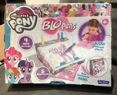 John Adams  My Little Pony BLO Pens Creative Case