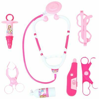 Kids Educational Pretend Doctor Nurse Role Play Medical Kit