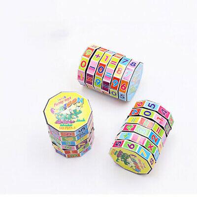 Magical Digital Cube Puzzle Kids Educational Arithmetic Toys
