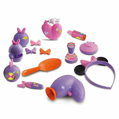 Minnie Mouse Beauty Set Includes a large collection Minnie