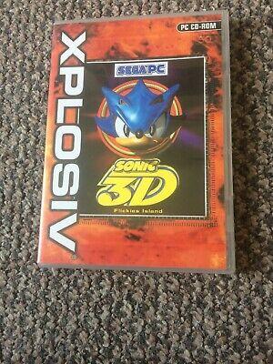 Sonic 3D Xplosive (PC: Windows, ) - US Version