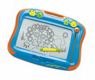 TOMY Megasketcher High Resolution Magnetic Drawing Board for