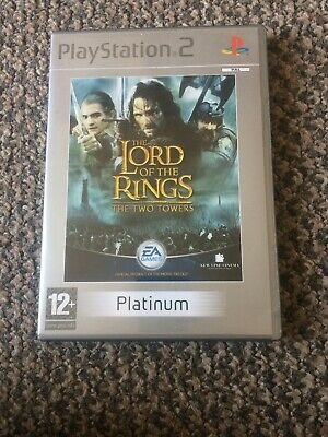 The Lord of the Rings: The Two Towers (Sony PlayStation 2,