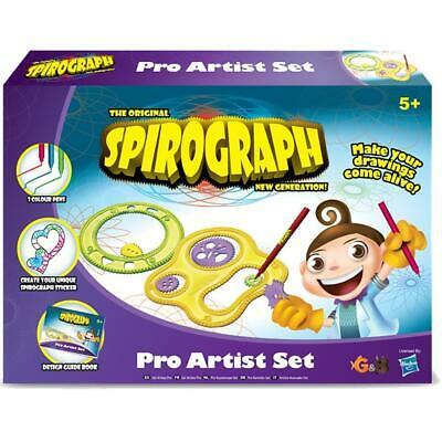 The Original Spirograph - Pro Artist Set (Box Damaged)