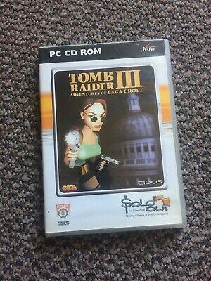 Tomb Raider III (PC: Windows, ) - European Version