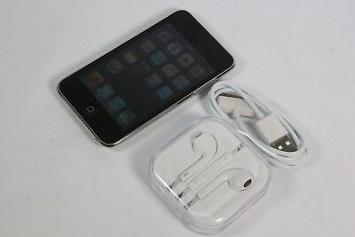 Apple iPod touch 2nd Generation Black (8GB) GOOD CONDITION,
