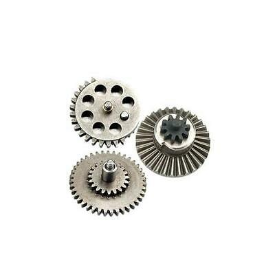 Ics Replacement Gear Set For Airsoft Aeg V2 V3 Type Metal