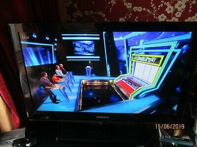 Samsung LE32C530F1W Full HD p LCD TV (see