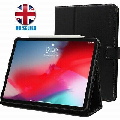 Snugg iPad Pro ) Case Leather iPad Pro 11 Case Cover