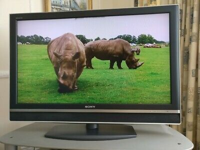 """Sony Bravia KDL-40V"""" LCD TV With Freeview HD P"""