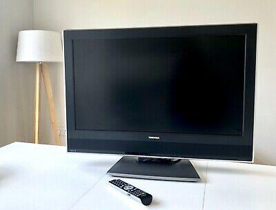"""Toshiba 32BV502B 32"""" HD LCD TV + Remote"""