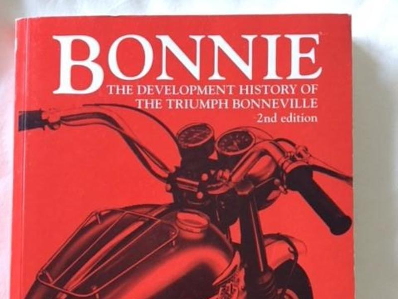Book on the history of the Bonneville