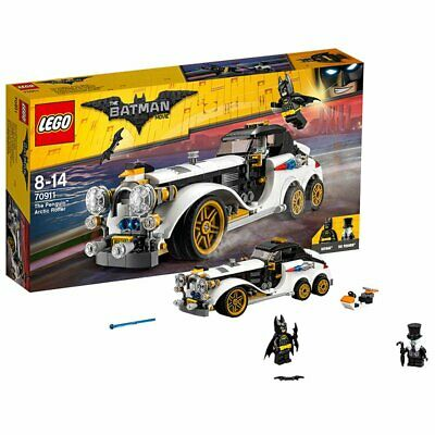 DC Comics Lego Batman The Penguin Arctic Roller Building Toy
