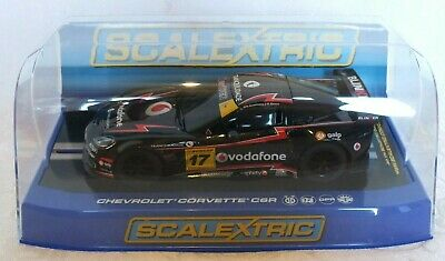 Hornby Scalextric Chevrolet Corvette C6R Toy Racing Car