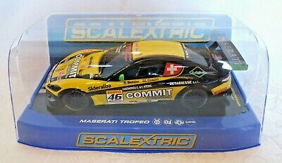 Hornby Scalextric Maserati Trofeo World Series USA 46 Toy