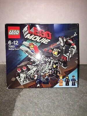 LEGO THE LEGO MOVIE  MELTING ROOM NEW AND SEALED