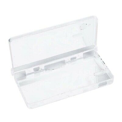 2X(Clear Crystal Hard Case Cover for Nintendo DSi NDSi R3C8)