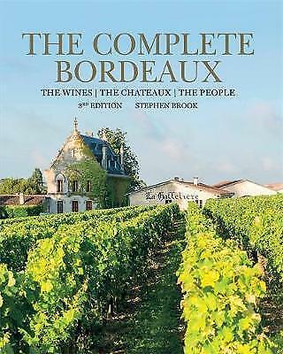 Complete Bordeaux by Stephen Brook (Hardback, )