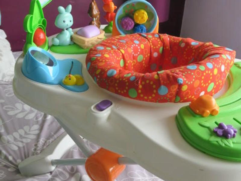 Fisher Price Sit to Stand Baby Activity Centre
