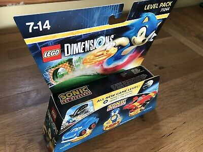 Lego Dimensions Sonic Level Pack  (**Mint Condition,