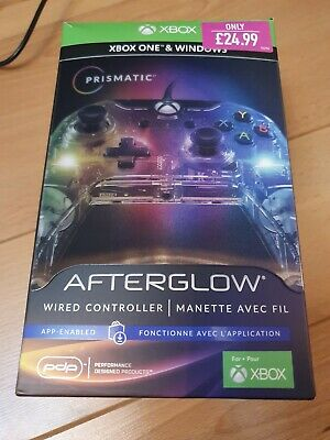 PDP Afterglow Prismatic Wired Controller for Xbox One in
