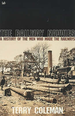 The Railway Navvies by Terry Coleman (Paperback, )