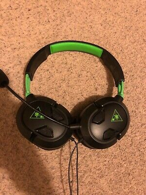 Turtle Beach Ear Force Recon 50X Headband Headsets for