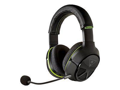 Turtle Beach Ear Force XO Four Stealth Black/Green Headband