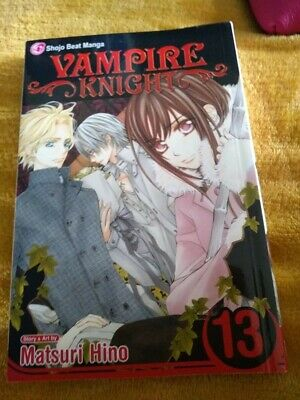 vampire knight book no 13  new