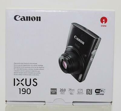 "Canon Digital IXUS 190 Compact camera 20 MP 1/2.3"" CCD"