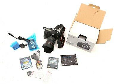 Canon EOS 5D Mark IIl 21.1MP Digital SLR Camera - Black (Kit