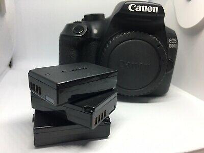 Canon EOS D 18.0MP Digital SLR Camera - Black (Body