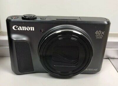 Canon PowerShot SX720 HS 20MP Compact Camera - Used But In A
