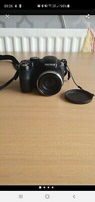 Fujifilm FinePix S Series S Digital Camera - Black