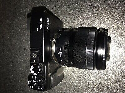 Fujifilm FinePix X Series X-EMP Digital Camera -