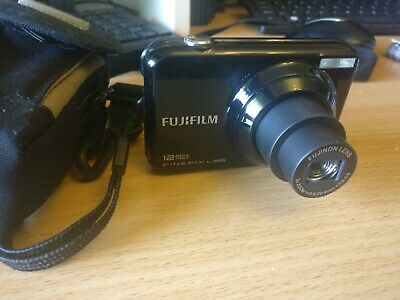 Fujifilm Finepix Lmp Digital Camera - Black