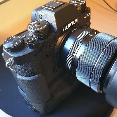 Fujifilm X series X-TMP Digital SLR Camera Black With