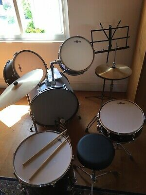 Gear4music BDK-1 Full Size Starter Drum Kit
