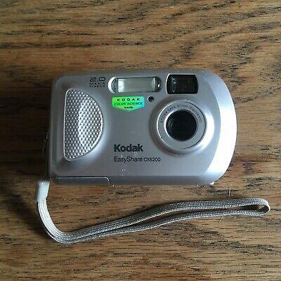 Kodak EASYSHARE CXMP Digital Camera - Silver