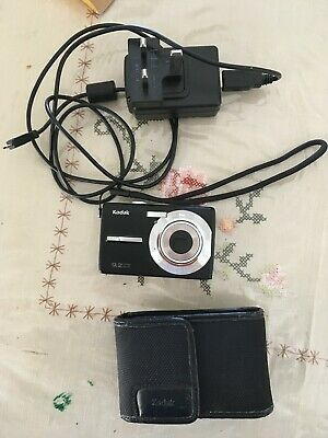 Kodak EASYSHARE MMP Digital Camera - Black
