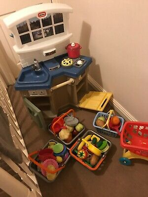 Little Tikes Cook N Learn Kitchen Playset