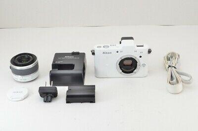 Nikon 1 VMP Digital Camera White w/ 1 NIKKOR VR