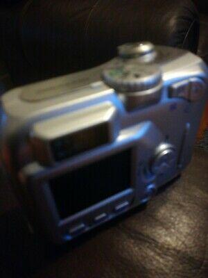 Nikon COOLPIX MP Digital Camera - Silver. Boxed. 2