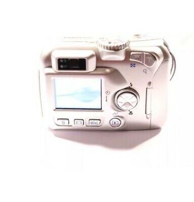Nikon COOLPIX MP Digital Camera - Silver VVGC -