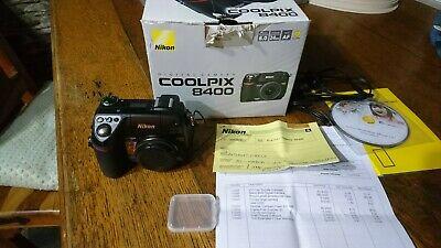 Nikon COOLPIX MP Digital Camera & box VGC Nikon