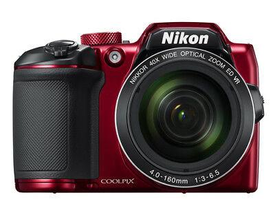 Nikon Coolpix B500 Black Digital Bridge Compact Camera